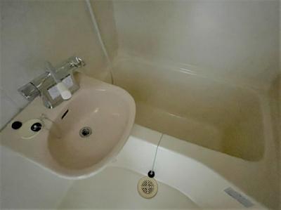 【浴室】ヴィレッジリバー千日前
