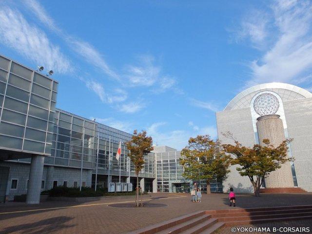 平塚総合体育館