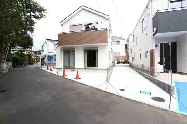 耐震構造の地震に強い家。 第三者の設計住宅性能評価もついている、安心保証の住戸です。