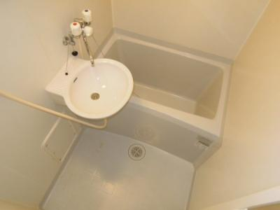 バス・トイレ別(浴室乾燥機付き)