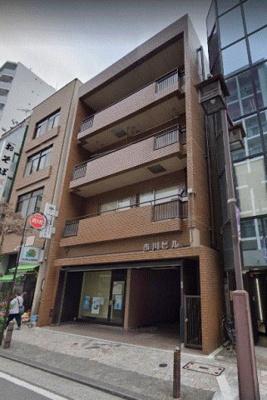【外観】川崎駅徒歩5分 2階貸事務所