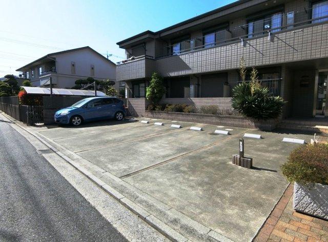 【駐車場】リヒト武蔵野