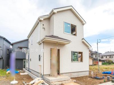 【外観】新築分譲住宅 入間市小谷田15期 全13棟(I号棟)