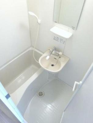 【浴室】ヴェルビュ新中野
