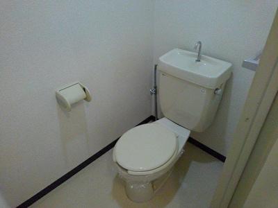 【トイレ】パレス上大野