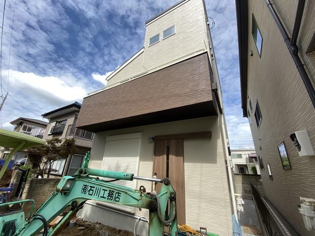 【外観】ishikawa/鎌ケ谷市鎌ケ谷3丁目 全1棟 新築一戸建て