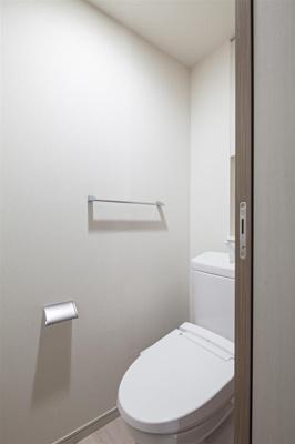 【トイレ】中野レジデンス壱番館