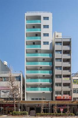 【外観】中野レジデンス壱番館