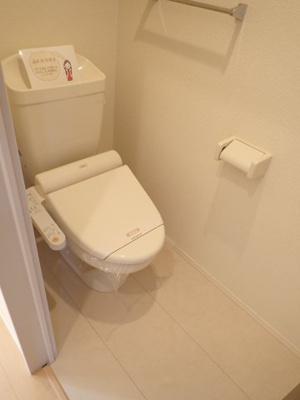 【トイレ】アル・ソーレ