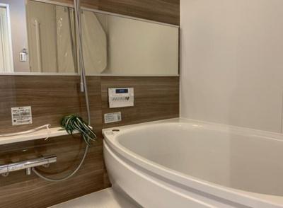 「サンライズマンション府中」の浴室です。