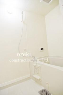 【浴室】ヒルズ花田弐番館