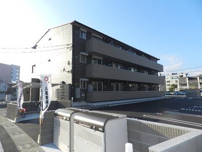 【外観】ソンシール新山口