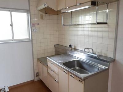 【キッチン】ドミール家中