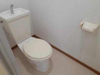 【トイレ】ドミール家中