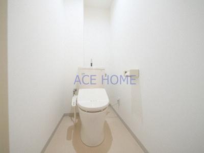 【トイレ】ラ・フォレスタ