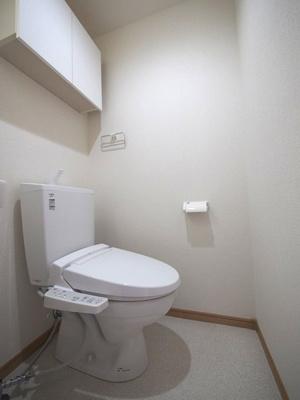 清潔感のあるトイレ:同一仕様
