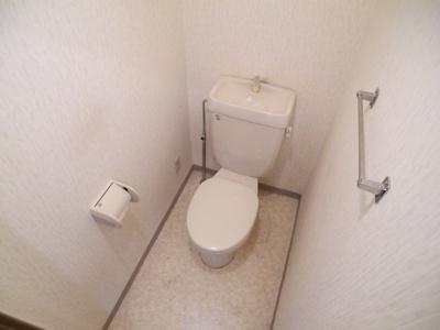 【トイレ】ルネスグランディールⅠ