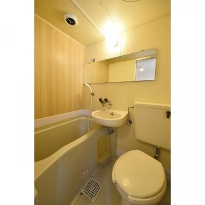 【浴室】ドミシルブラン