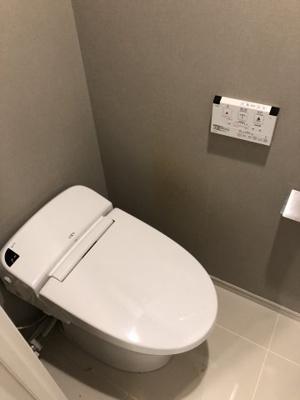 【トイレ】ミッドタウンコンド四谷