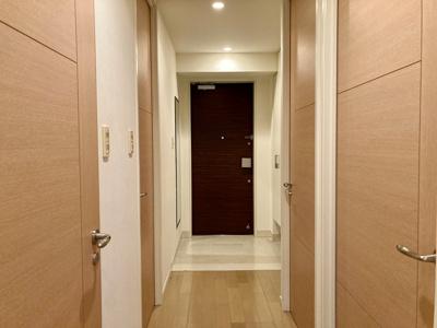 【玄関】アトラスタワー西新宿