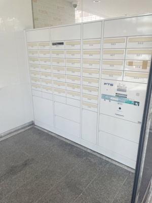 【設備】ロイヤルシーズン新宿柏木