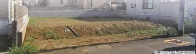 【外観】板橋区赤塚5丁目 売地 有楽町線 地下鉄赤塚駅