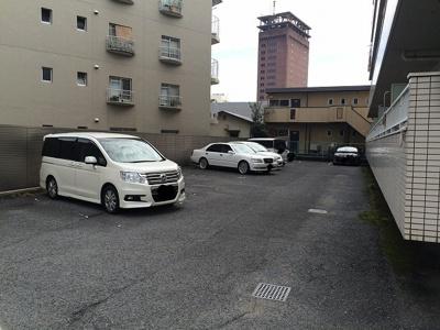 【駐車場】小徳ビル
