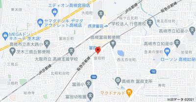 【地図】ルポゼ・ラ・クール ㈱Roots