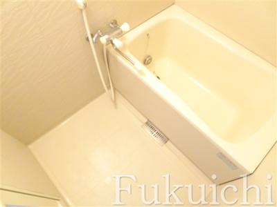 【浴室】ベルヴィー柿の木坂