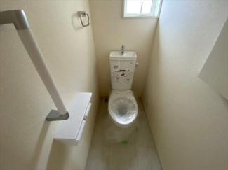 【トイレ】八潮市西袋新築戸建て【全3棟】