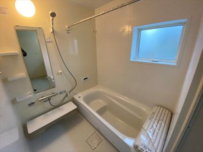 【浴室】八潮市西袋新築戸建て【全3棟】