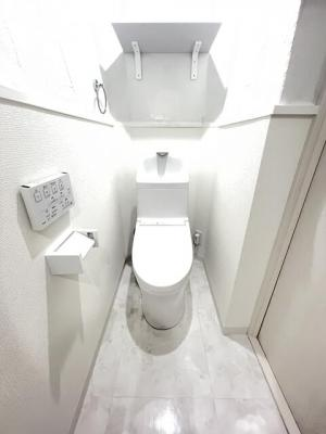 【トイレ】麻布永谷マンション