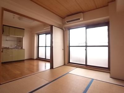 和室は日本人には必要ですね。