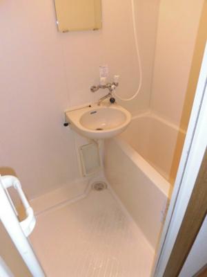 【浴室】サンハイツ伯楽
