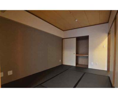 【和室】新山下ベイシティ第六号棟