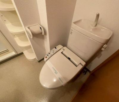 【トイレ】エルニシア上野Northeast