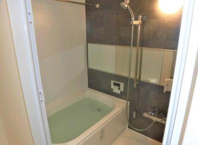 「ウィング大森南」の浴室です。