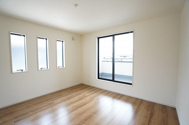 【同仕様施工例】8帖寝室