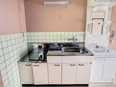 【キッチン】パルメゾンⅢ