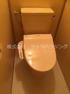 【トイレ】エスポワール上神田