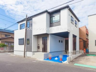 【外観】名古屋市南区天白町2丁目6-47【仲介手数料無料】新築一戸建て