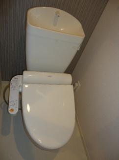 【トイレ】クレール メゾン