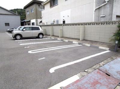 【駐車場】ミル・クレール