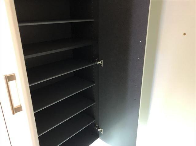 マイキャッスルステーションプラザ葛西:玄関にはシューズボックスがあり靴もスッキリ収納可能です!