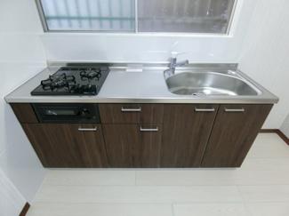 【キッチン】上野口町貸家