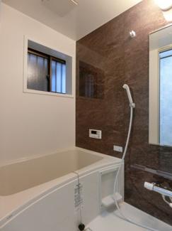 【浴室】上野口町貸家