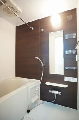 【浴室】メゾン サンマリノA