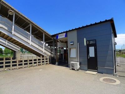 東武伊勢崎線:世良田駅まで1700m
