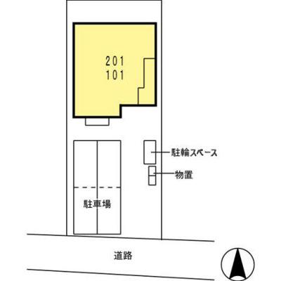 【区画図】ベルフラワー向中野