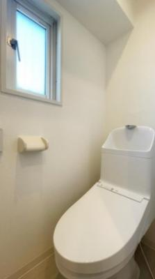 フォンテーヌ目黒 のトイレです。